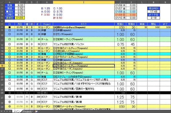 160815 taskchute 15