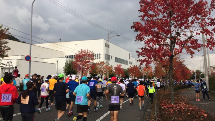 161121 hiroshima marathon 35