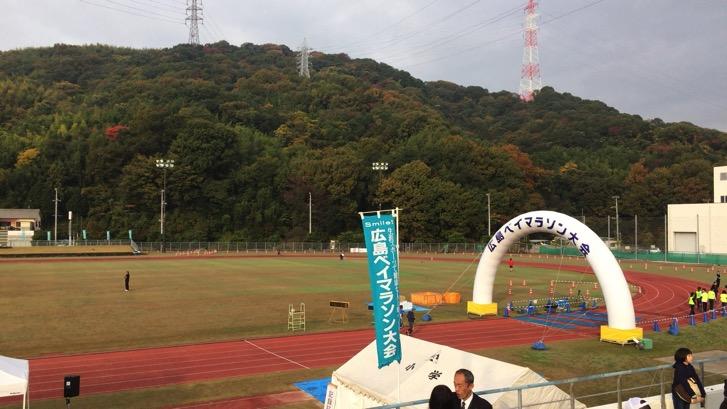 161121 hiroshima marathon 7