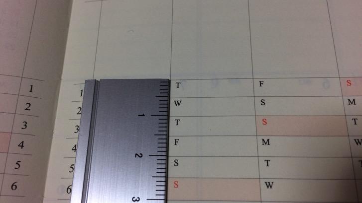 161107 gantt chart diary 10
