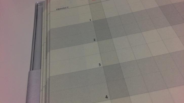 161107 gantt chart diary 20