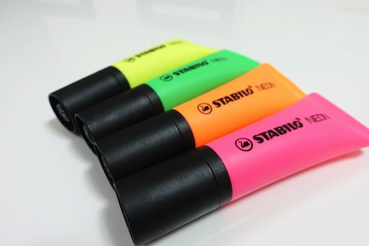 170322 stabilo neon 01