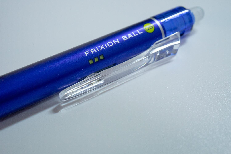 181201 frixion ball knock blue 9